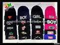 Nuevo producto 2014 3d bordar gorro de invierno sombrero de punto sombrero de invierno 100% acrílico unisex costom logotipo o imagen