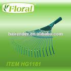 leaf grabber rake