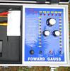 FORWARD GAUSS VR6000 Underground Search Gold Detector
