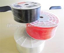 Hot sale OEM industrial air rubber hose 12mm*8mm*100M