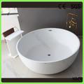 Angolo vasca da bagno moderno per due persone/superficie solida vasca da bagno