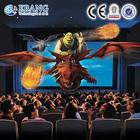 servo control 6 seats/ 9 seats electric system 5d theater