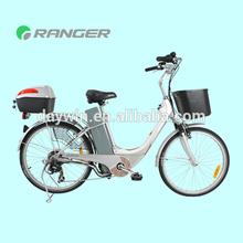 three wheel electric bike with 36v 12ah lead acid battery CE