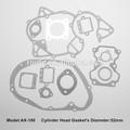 pièces de moto suzuki ax100 complète joints pour la moto