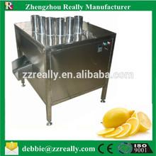 Cortador de limão / limão máquina de corte / máquina de corte de limão
