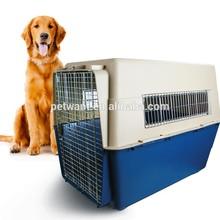 modular aluminum dog crate