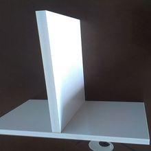 Good sound insulation white PVC foam board