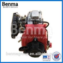most popular 4 stroke bike gas engine kit, 50cc bicycle engine kit, motorized bicycle kit gas engine
