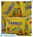 Fab detergentes usado em laundries suavizar