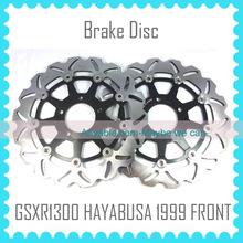 Motorcycle Front Brake Discs For SUZUKI GSXR1300 HAYABUSA 1999 2000 2001 2002 2003 2004 2005 2006 2007