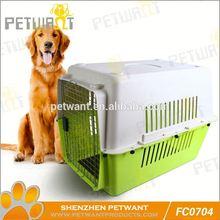 Different color pet carrier dog kennel gate panel