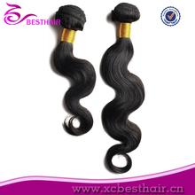 new arrivals body wave virgin best humn hair factories in india