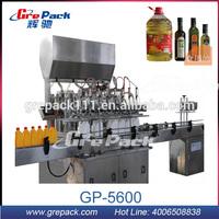 brown camphor oil filling machine