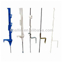 China Fence Plastic Stakes For Pool