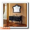 hand carved bathroom vanity/carrara marble bathroom vanity/modern waterproof bathroom vanity