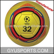 GY-B329 2014 new design pvc football TPU/PU/PVC machine sewn football /prices football form soccer