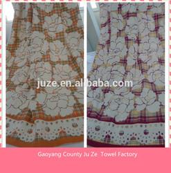organic 100% cotton towel
