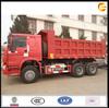 25tons sinotruck howo 6x4 dump trucks sand tipper truck