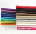 Fios tingidos super fino 20% 80% poliéster algodão mistura de linho tecido para t- shirt, sapatos, calças