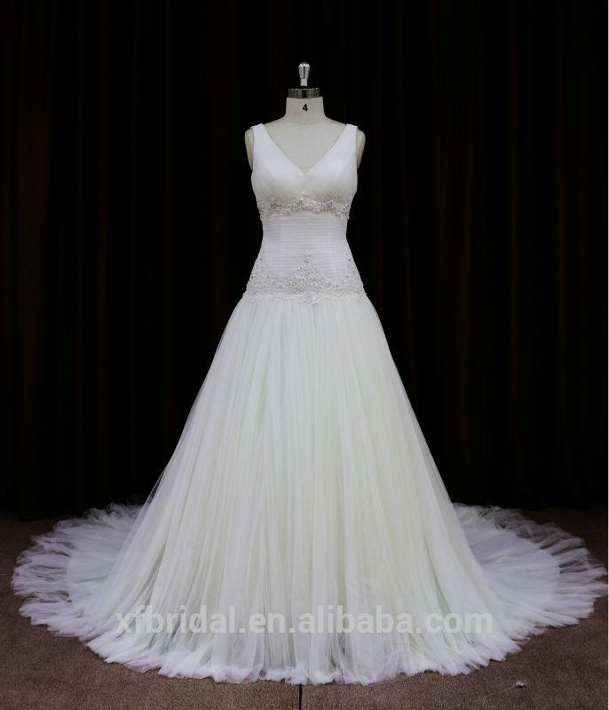 China Guangzhou tradicional Taobao Real imagem de vestido de noiva para venda Online