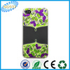 Hard Case S4 Print Flower Phone Case