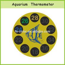 CE Plastic Digital Fish Tank Thermometer