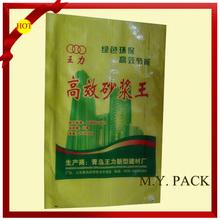 High quality plastic cement bags/50kg cement bag/cement bag dimension