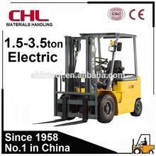 CHL 2 Ton Electric Mini Forklift Truck