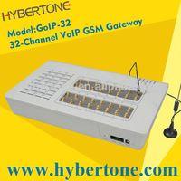 32 ports voip sim server gsm gateway(goip gateway),GoIP-32 For VoIP Terminal