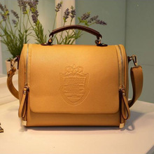 2014 HFR-W350 New collection of famous brand retro PU fashion bag