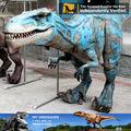 Meu Dino - traje de dinossauro realista velociraptor dinossauro adulto traje