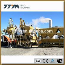 40t/h mobile mini asphalt plant for sale, machine bitumen production