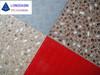 UV coating Plastic Flooring Type Marble grain vinyl flooring