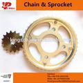 Chaîne 45 # acier pièce de rechange moteur toutes les marques motos chaîne pignon kit