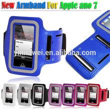 waterproof sport Armband case for ipod nano7 sport armband