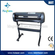 chian manufacturer red laser optical cutting plotter/cutter plotter