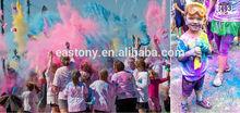 High Quality Festival Color Powder, Holi Powder for The Color Run for Celebrating Outdoor Parties Festival