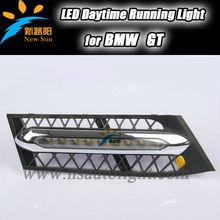 Day running light for BMW 5Series GT, 20pcs leds10w led drl light/ fog light for BMW