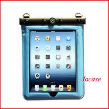 For Apple ipad 2 ipad 3 high quality PVC waterproof bag with compass
