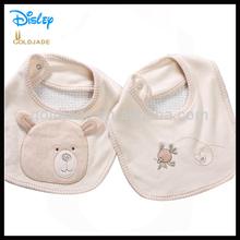 OEM popular organic cotton plain blank infant clothing