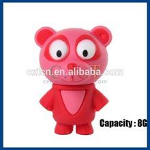 Cute usb bear 1g 2g 4g 8g 16g 32g bulk 1gb usb flash drives
