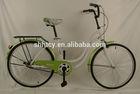 beautiful green lady bike NLD-02