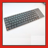 latest computer hardware Bottom of iron keyboard with touch pad,work with tv box H-109