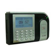 S200 Thumb printing code access