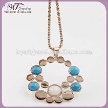 Fashion bead Pendant Necklace for Women wholesale