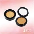 cosméticos hacer hasta el fabricante de un solo color de sombra de ojos