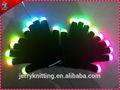 Guantes con iluminación LED para Halloween