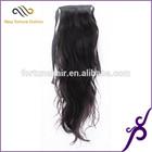 100% Indian remy wrap around human hair ponytail