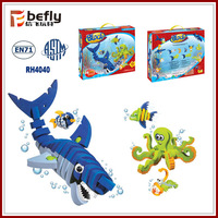 Cartoon sea animal eva 3d puzzle