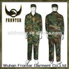 Cheap BDU Army Woodland military camouflage jacket&pants uniform